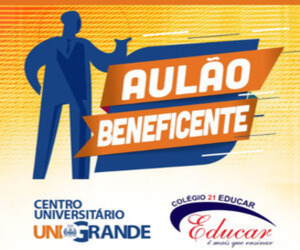 Aulão Beneficente unigrande