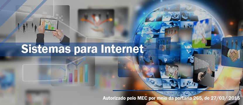 Curso de Sistemas para Internet do Centro Universitário Unigrande